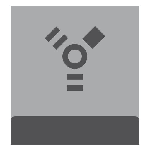 firewire, hdd icon