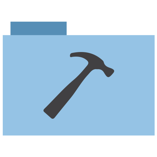 appicns, develop, folder icon
