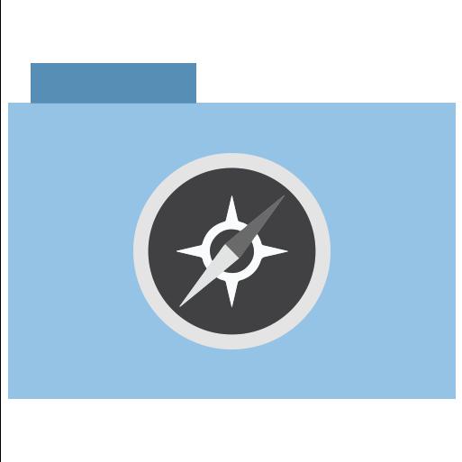 appicns, folder, site icon
