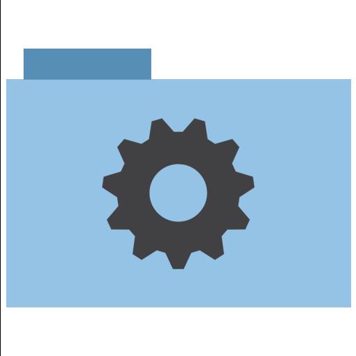 appicns, folder, smart icon