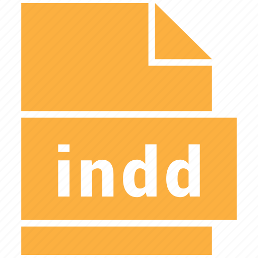 extension, file, format, indd, misc file format icon