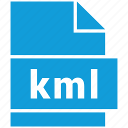 file formats, kml, misc, misc file format icon