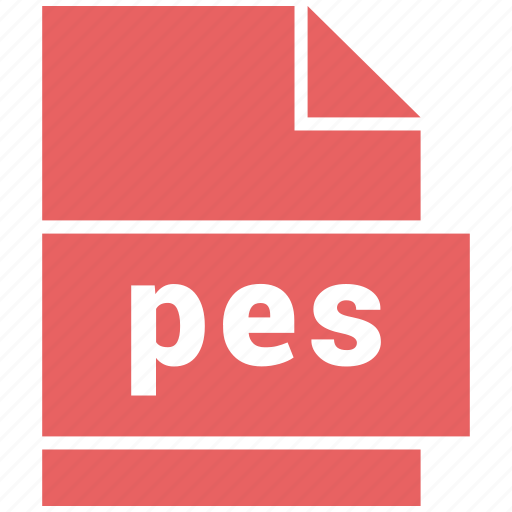 misc file format, pes icon