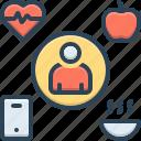 cardio, food, health, healthy, lifestyle, way of life