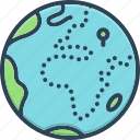 dominion, geography, kingdom, map, realm, state, world