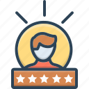 experience, feedback, review, testimonial
