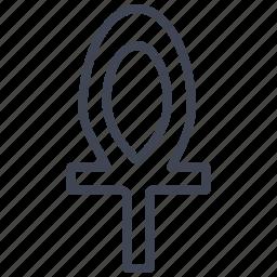 culture, egypt, egyptian, history, miscellaneous icon