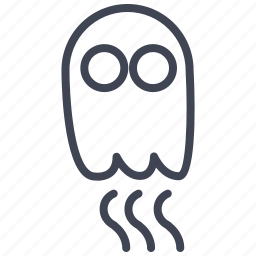 ghost, halloween, horror, miscellaneous, scary, spooky icon