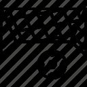 ball, mesh, net, netting, snare, soccer ball, toils icon