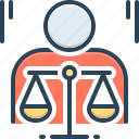 balance, ethics, justice, law, morality, politics, principle