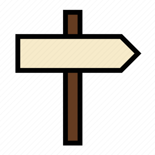 direction, direction sign, road sign, sign icon
