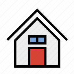 home, house, real estate, residence icon