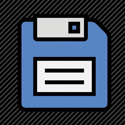 disc, disk, floppy disk, guardar, save icon
