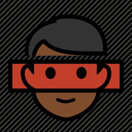 biometrics, face, facial recognition, facial scan icon
