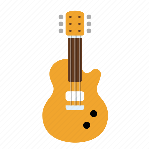 electric guitar, guitar, music, musician icon