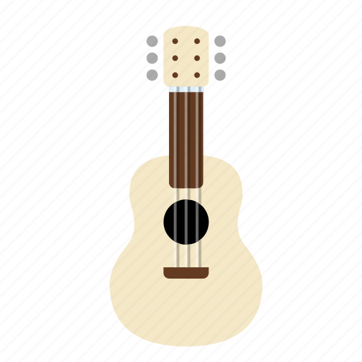 acoustic guitar, guitar, music, musician icon