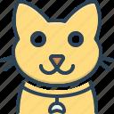 cats, halloween, carnivore, animal, creature, domestic, kitten