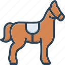 mustang, steed, horse, equestrian, races, ride
