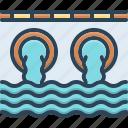 drainage, sewage, canalization, wastewater, factory, sewer, sanitation