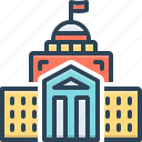 federal, building, capital, government, capitol, courthouse, architecture