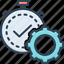 productivity, strategy, performance, cogwheel, process, gear