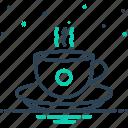 cup, caffeine, steam, beverage, drink, refreshment, coffee cup