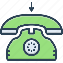 receiver, phone, communication, cellphone, telephone, contact, device