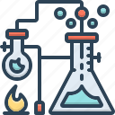 experiment, lab, laboratory, pharmaceutical, research icon