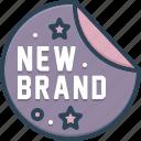 brand, brandnew, new, recent, tag