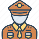army, fighter, fighter man, man, military, person, soldier icon