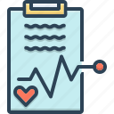beat, heart, heart beat, situation, status, technology, template icon