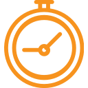 alarm, alarm clock, clock, hour, time, watch icon