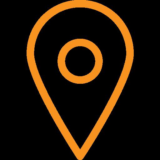 address, asset, gps, location, map, navigation, pin icon