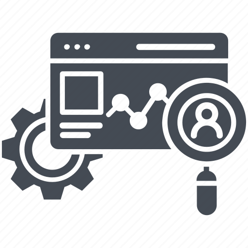 development, optimization, seo, website icon