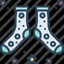 footgear, fuzziness, nudes, socks