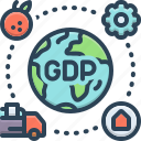 domestic, gdp, goods, market, product, service