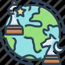 business, checkmate, chess, geopolitical, geopolitics, globe, politics