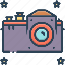 camera, discovery, hasselblad, multicopter, surveillance, technology icon