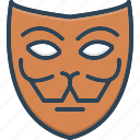 drama, facade, face, mask, theater
