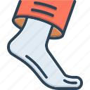 barefoot, foot, footstep, heels, leg, posture, shank