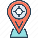 direction, location, mark, navigation, pointer, position