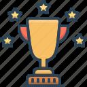 achievement, award, best, excellent, optimal, tiptop, winner