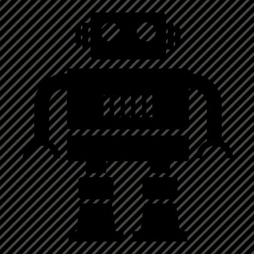 Cute, machine, robot icon - Download on Iconfinder