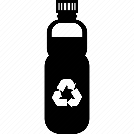 bottle, cola, plastic, recycle, recycling, soda, water icon