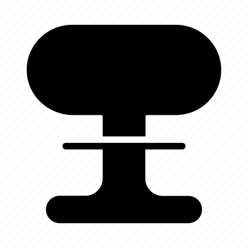 Atom, atomic, blast, bomb, nuclear, radioactive, war icon - Download on Iconfinder