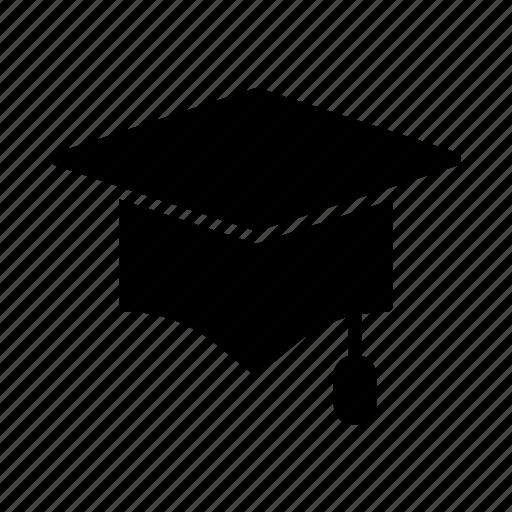 academic, cap, education, graduate, graduation, hat, student icon