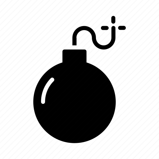 Bomb, explosive, fuse, terrorism icon - Download on Iconfinder
