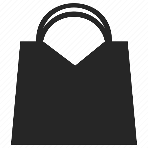 bag, lady, purse, shop, shopping icon