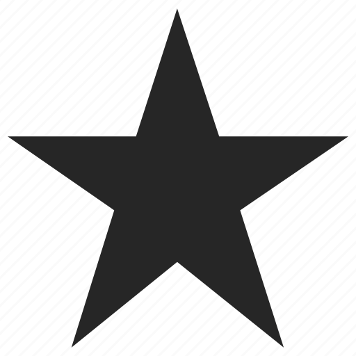 bookmark, favorite, featured, important, rating, star icon