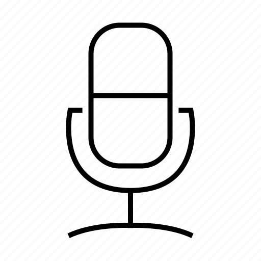 microphone, recording, speak, speech, voice icon